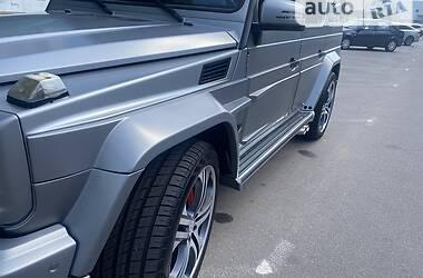 Внедорожник / Кроссовер Mercedes-Benz G 63 AMG 2013 в Киеве