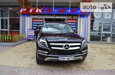 Mercedes-Benz GL 350 2013 в Львове