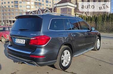 Mercedes-Benz GL 350 2014 в Черновцах