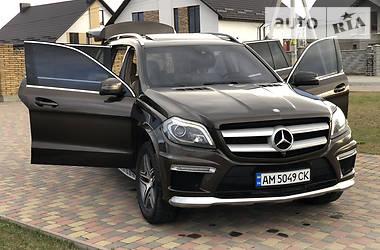 Mercedes-Benz GL 350 2013 в Ровно