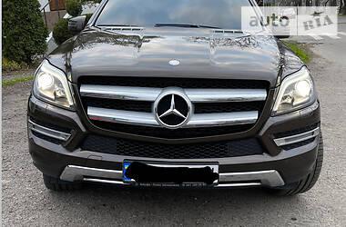 Mercedes-Benz GL 350 2014 в Днепре