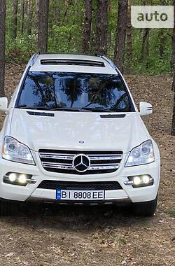 Внедорожник / Кроссовер Mercedes-Benz GL 350 2011 в Полтаве