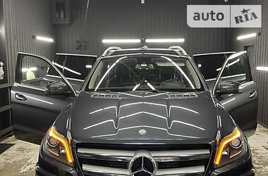 Внедорожник / Кроссовер Mercedes-Benz GL 350 2012 в Киеве