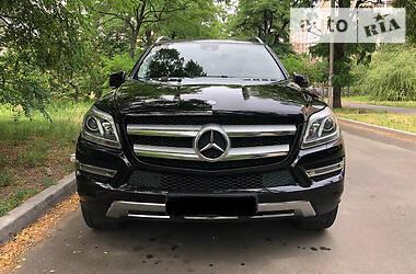 Mercedes-Benz GL 450 2015 в Киеве
