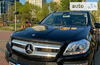 Позашляховик / Кросовер Mercedes-Benz GL 450 2015 в Києві
