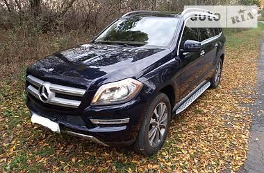 Mercedes-Benz GL 450 2014 в Ровно