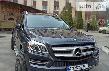 Внедорожник / Кроссовер Mercedes-Benz GL 450 2015 в Киеве