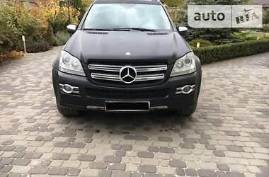 Mercedes-Benz GL 500 2008 в Луцке