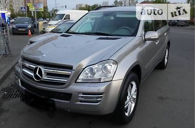 Mercedes-Benz GL 500 2007 в Киеве