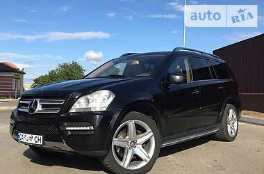 Mercedes-Benz GL 500 2010 в Умани