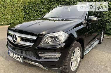 Mercedes-Benz GL 500 2013 в Киеве