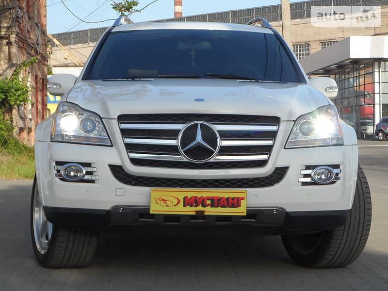 Mercedes-Benz GL 550 2007 в Днепре