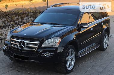 Mercedes-Benz GL 550 2008 в Белой Церкви