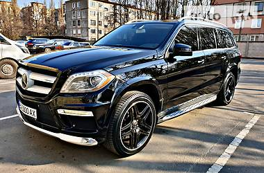 Mercedes-Benz GL 550 2014 в Кривом Роге