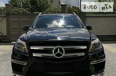 Mercedes-Benz GL 550 2013 в Кропивницком