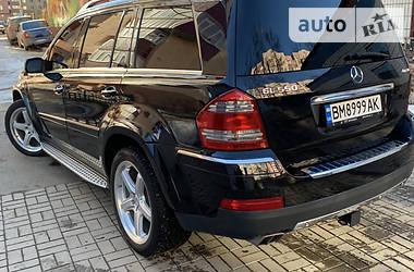 Внедорожник / Кроссовер Mercedes-Benz GL 550 2008 в Харькове