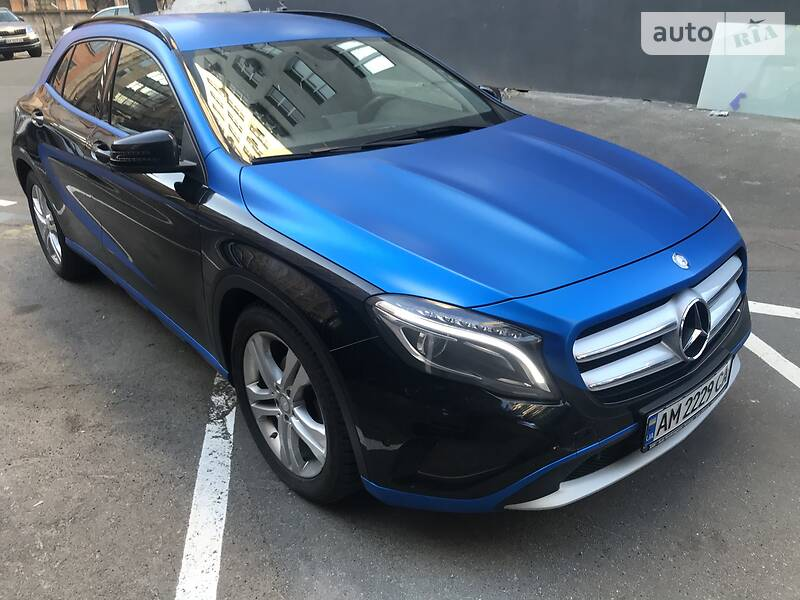 Mercedes-Benz GLA 200 2014 в Киеве