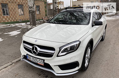 Mercedes-Benz GLA 250 2015 в Николаеве