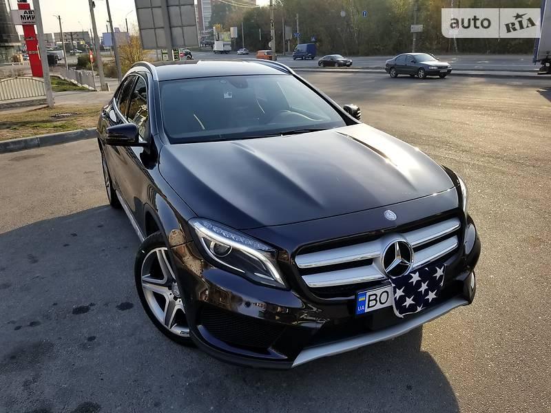 Mercedes-Benz GLA-Class 2015 в Тернополе