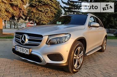 Внедорожник / Кроссовер Mercedes-Benz GLC 220 2016 в Черновцах