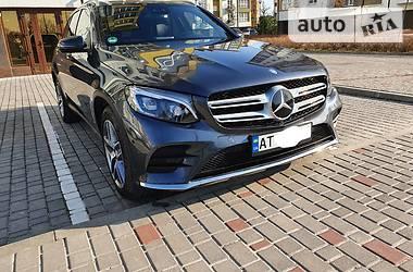 Внедорожник / Кроссовер Mercedes-Benz GLC 220 2015 в Ивано-Франковске
