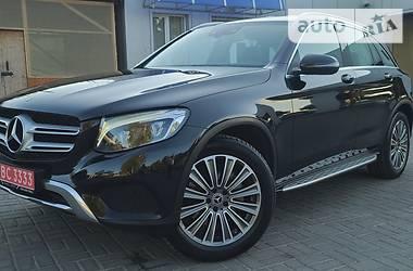 Внедорожник / Кроссовер Mercedes-Benz GLC 220 2018 в Тернополе