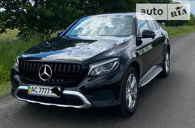 Купе Mercedes-Benz GLC 250 2017 в Луцке
