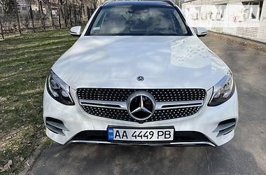 Mercedes-Benz GLC 300 2017 в Киеве