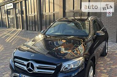 Mercedes-Benz GLC 350 2018 в Кропивницком
