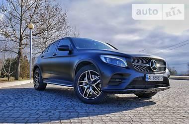 Mercedes-Benz GLC Coupe 2018 в Запорожье
