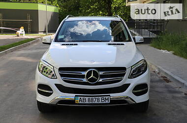 Mercedes-Benz GLE 250 2015 в Виннице