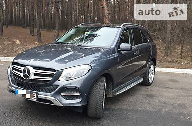 Mercedes-Benz GLE 250 2016 в Полтаве