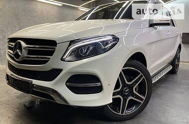 Mercedes-Benz GLE 250 2017 в Киеве