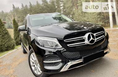 Mercedes-Benz GLE 250 2016 в Киеве