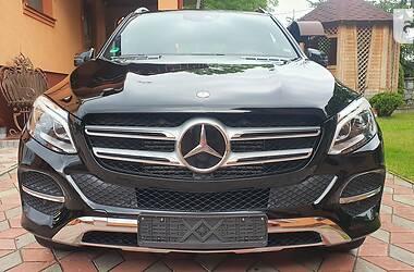 Внедорожник / Кроссовер Mercedes-Benz GLE 250 2016 в Коломые