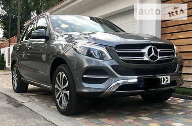 Другой Mercedes-Benz GLE 250 2017 в Харькове