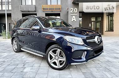 Внедорожник / Кроссовер Mercedes-Benz GLE 250 2015 в Киеве