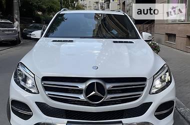 Седан Mercedes-Benz GLE 250 2017 в Киеве