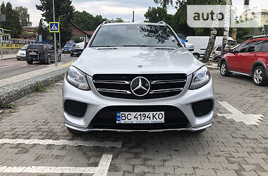 Mercedes-Benz GLE 350 2018 в Львове