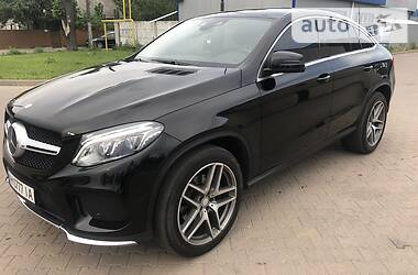 Mercedes-Benz GLE 350 2016 в Житомире
