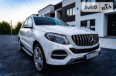 Mercedes-Benz GLE 350 2017 в Виннице