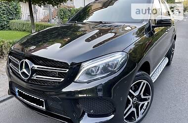 Позашляховик / Кросовер Mercedes-Benz GLE 350 2017 в Києві