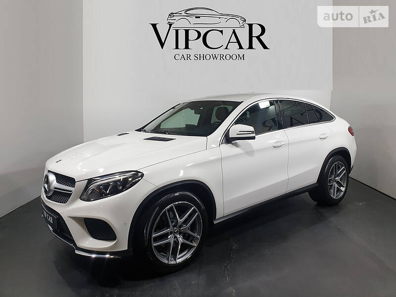 Mercedes-Benz GLE 350d 2018 в Києві