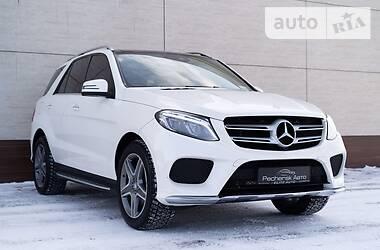 Внедорожник / Кроссовер Mercedes-Benz GLE 400 2016 в Киеве