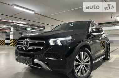 Внедорожник / Кроссовер Mercedes-Benz GLE 400 2019 в Киеве