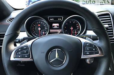 Внедорожник / Кроссовер Mercedes-Benz GLE 400 2015 в Днепре