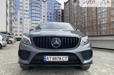 Внедорожник / Кроссовер Mercedes-Benz GLE 400 2016 в Ивано-Франковске