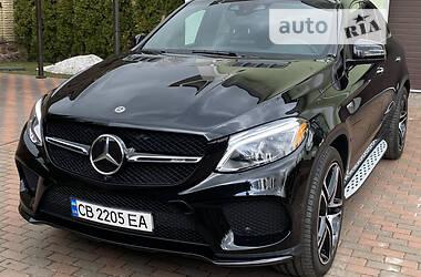 Mercedes-Benz GLE 43 AMG 2018 в Киеве