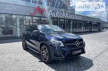Внедорожник / Кроссовер Mercedes-Benz GLE 43 AMG 2019 в Киеве