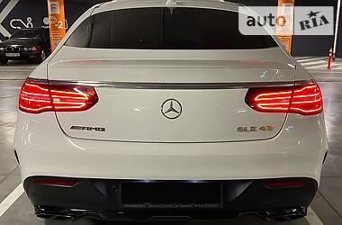 Внедорожник / Кроссовер Mercedes-Benz GLE 43 AMG 2018 в Киеве